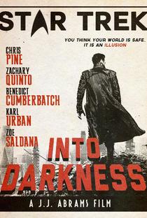 Além da Escuridão - Star Trek - Poster / Capa / Cartaz - Oficial 6