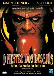 O Mestre dos Desejos 3 - Além da Porta do Inferno - Poster / Capa / Cartaz - Oficial 3