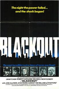 Blackout - Terror em New York - Poster / Capa / Cartaz - Oficial 1