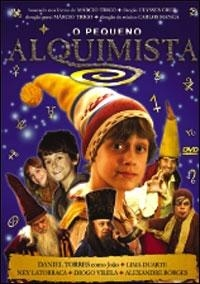 O Pequeno Alquimista - Poster / Capa / Cartaz - Oficial 1