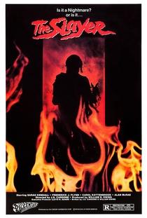 The Slayer - O Assassino - Poster / Capa / Cartaz - Oficial 5