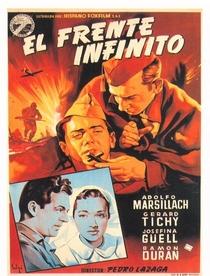 El Frente Infinito - Poster / Capa / Cartaz - Oficial 1