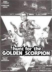 Caçada ao Escorpião Dourado - Poster / Capa / Cartaz - Oficial 1