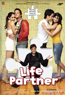 Life Partner - Poster / Capa / Cartaz - Oficial 3