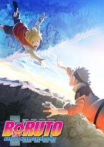 Boruto - Naruto Next Generations (6º Temporada) - Poster / Capa / Cartaz - Oficial 1
