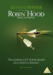 Robin Hood: O Príncipe dos Ladrões - Poster / Capa / Cartaz - Oficial 5