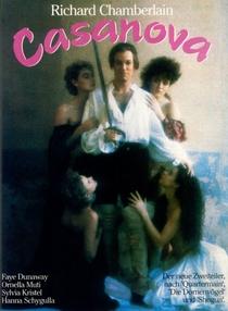 Casanova - O Maior Amante de Todos os Tempos - Poster / Capa / Cartaz - Oficial 2