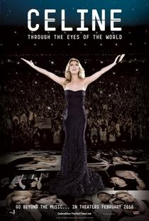 Celine: Through the Eyes of the World - Poster / Capa / Cartaz - Oficial 1