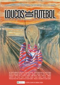Loucos de Futebol - Poster / Capa / Cartaz - Oficial 1