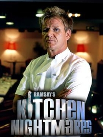 Ramsay's Kitchen Nightmares (UK) - 3ª temporada - Poster / Capa / Cartaz - Oficial 1
