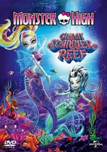 Monster High: A Assustadora Barreira de Coral - Poster / Capa / Cartaz - Oficial 1