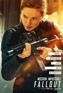 Missão: Impossível - Efeito Fallout - Poster / Capa / Cartaz - Oficial 9