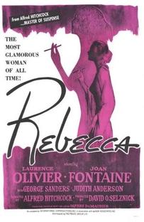 Rebecca, a Mulher Inesquecível - Poster / Capa / Cartaz - Oficial 9