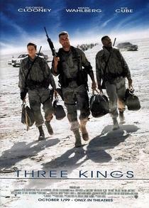 Três Reis - Poster / Capa / Cartaz - Oficial 1