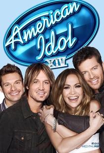 American Idol (14ª Temporada) - Poster / Capa / Cartaz - Oficial 1