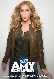 Inside Amy Schumer (1ª Temporada) - Poster / Capa / Cartaz - Oficial 1