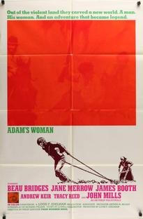 A Mulher de Adão - Poster / Capa / Cartaz - Oficial 1