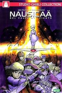 Nausicaä do Vale do Vento - Poster / Capa / Cartaz - Oficial 24