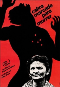 Cabra Marcado Para Morrer - Poster / Capa / Cartaz - Oficial 4