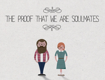 The Proof that we are Soulmates - Poster / Capa / Cartaz - Oficial 1