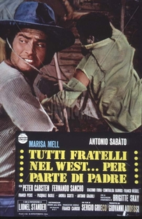 Sob o Fogo das Pistolas - Poster / Capa / Cartaz - Oficial 1