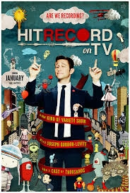 hitRecord on tv - Poster / Capa / Cartaz - Oficial 1