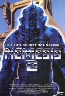 Nemesis 2 - A Última Esperança - Poster / Capa / Cartaz - Oficial 2
