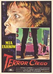 Terror Cego - Poster / Capa / Cartaz - Oficial 3