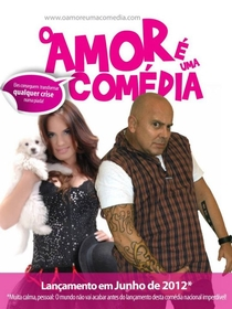 O Amor é uma Comédia - Poster / Capa / Cartaz - Oficial 1