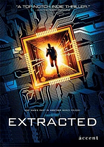 Extracted - Poster / Capa / Cartaz - Oficial 3