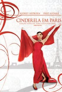 Cinderela em Paris - Poster / Capa / Cartaz - Oficial 8