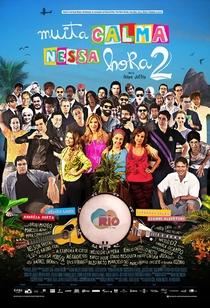 Muita Calma Nessa Hora 2 - Poster / Capa / Cartaz - Oficial 1