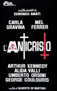 O Anticristo - Poster / Capa / Cartaz - Oficial 1