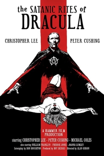 Os Ritos Satânicos de Drácula - Poster / Capa / Cartaz - Oficial 5