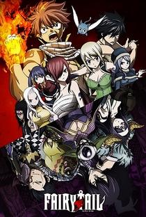 Fairy Tail (Arco 16: Tártaros) - Poster / Capa / Cartaz - Oficial 1