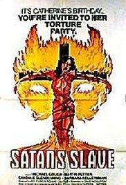 Escravo de Satanás - Poster / Capa / Cartaz - Oficial 2