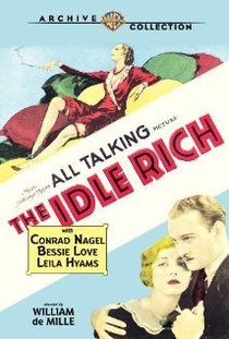 The Idle Rich - Poster / Capa / Cartaz - Oficial 1