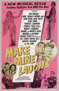 Make Mine Laughs - Poster / Capa / Cartaz - Oficial 1