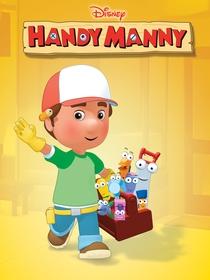 Manny, Mãos à Obra  - Poster / Capa / Cartaz - Oficial 2