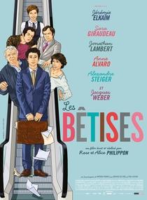 Les Bêtises - Poster / Capa / Cartaz - Oficial 1