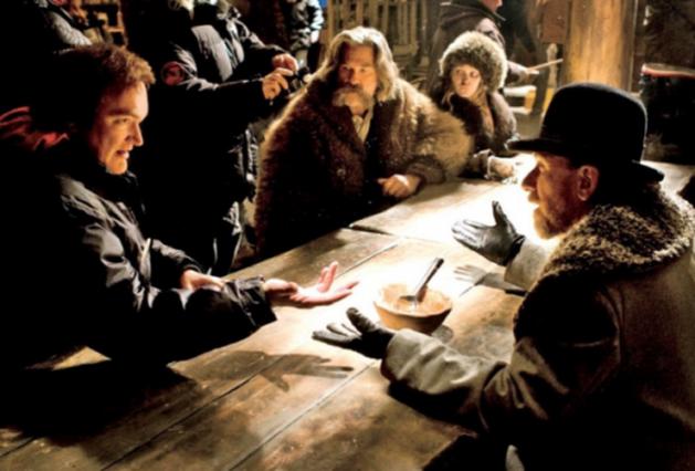 Os Oito Odiáveis: divulgadas mais fotos do novo filme de Quentin Tarantino