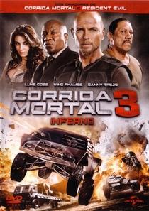 Corrida Mortal 3: Inferno - Poster / Capa / Cartaz - Oficial 2