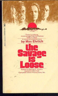 The Savage Is Loose  - Poster / Capa / Cartaz - Oficial 2