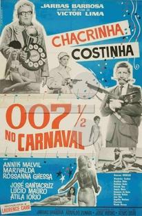 007 1/2 no Carnaval - Poster / Capa / Cartaz - Oficial 1