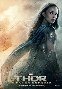Thor: O Mundo Sombrio - Poster / Capa / Cartaz - Oficial 18