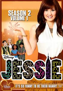 Jessie (2ª Temporada) - Poster / Capa / Cartaz - Oficial 2