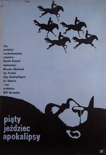 The Fifth Horseman is Fear - Poster / Capa / Cartaz - Oficial 3