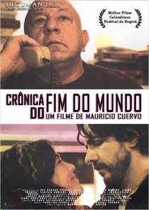 Crônica do Fim do Mundo - Poster / Capa / Cartaz - Oficial 2