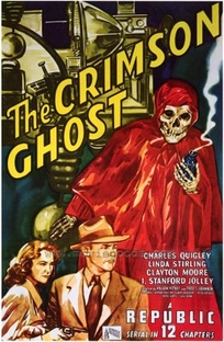 The Crimson Ghost - Poster / Capa / Cartaz - Oficial 1