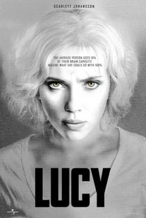 Lucy - Poster / Capa / Cartaz - Oficial 3